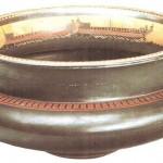 Чернофигурный динос. 510-500 гг. до н.э.