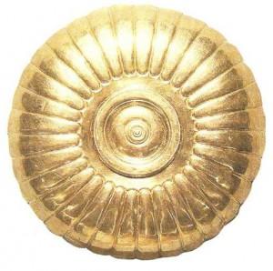 Золотая фиала. Афганистан. 2-1 века до н.э.