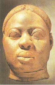 Терракотовая голова. Культура Ифе