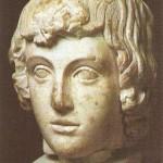 Голова мальчика. Римская копия. 5 век до н.э.