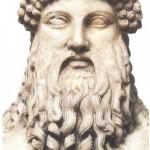 Голова божества. Римская копия. 5 век до н.э.