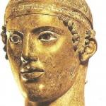 Голова возницы. 470 г. до н.э.