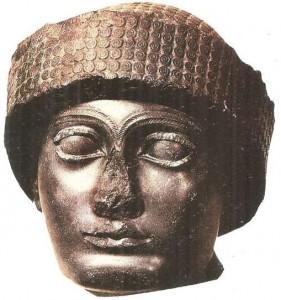 Голова Гудея, правителя Лагаша