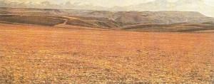 Горы Чатал-Хююк