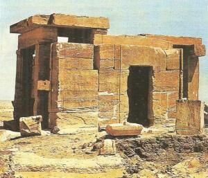 Храм в Семне