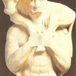 Мосхофор (несущий теленка). Акрополь. Афины. 570 г. до н.э.