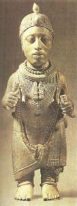 Изображение правителя. Культура Ифе