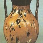 Краснофигурная пелика. 4 век до н.э.