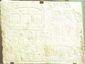 Погребальная процессия. Египет