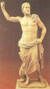 Посейдон с о-ва Мелос. Мрамор. 2 век до н.э.