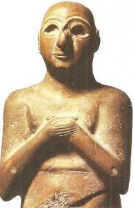 Принц Ди-Уту, внук царя Урука