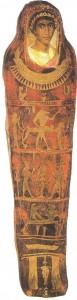 Саркофаг Артемидора с портретом. Фаюм. 2 век н.э.