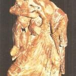 Зевс, несущий Ганимеда. Около 470 г. до н.э.