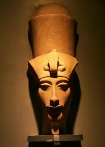 Бюст Аменхотепа IV (Эхнатона)