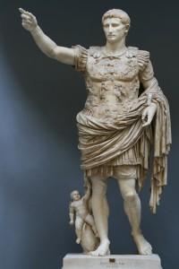 Статуя Августа Октавиана из Прима Порто