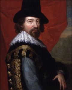 Фрэнсис Бэкон, работа неизвестного автора, 1731(?) г. Хранится в Национальной портретной галерее, Лондон, Великобритания.