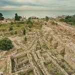 Город Библ, археологические раскопки.