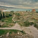 Древний город Библ