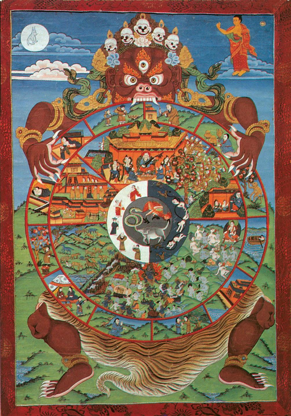 buddhism the problem with pratityasamutpada essay