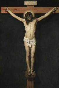 Распятие Христа, работа Диего Веласкеса