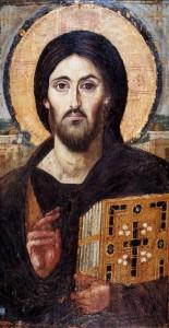 Икона Христос Спаситель (Пантократор)
