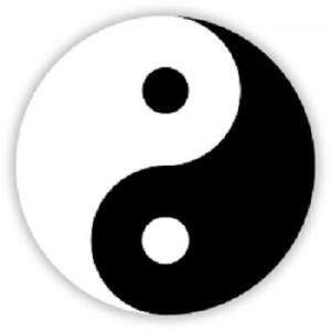 Символ даосизма - инь и янь