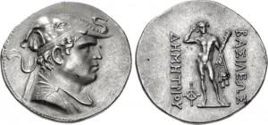 Тетродрахма Деметрия I