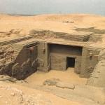 Гробница фараона Дена из I династии Египта