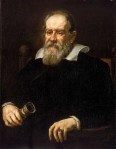 Галилео Галилей. Портрет работы Юстуса Сустерманса