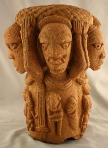Терракотовая фигурка культуры Нок из Северной Нигерии