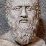 Бюст Платона. Мрамор. Римская копия с греческого оригинала последней четверти IV в. до н.э. Музей Пия-Климента, Ватикан.