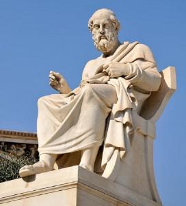Статуя Платона
