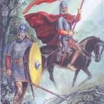Сарматские воины