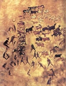 Наскальные рисунки Тассилин-Адджер