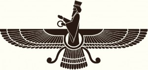 Символ зараостризма - Фаравахар