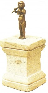 Алтарь Силена. Тахти-Сангин. 2 век до н.э.