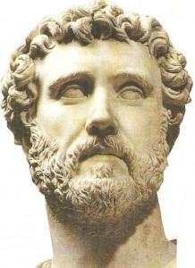 Антоний Пий. Мрамор. Деталь. 138-161 гг.