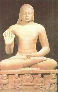 Сидящий Будда. 2-3 века