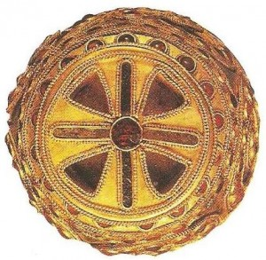Чаша из Триалети. Закавказье. 1 тыс до н.э.