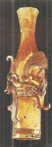 Древко секиры. Эпоха Чжаньго. Древний Китай