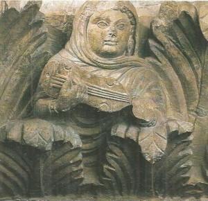 Айртамский фриз. 1-2 век н.э. Средняя Азия