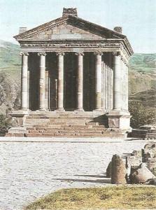 Языческий храм. 1-2 века