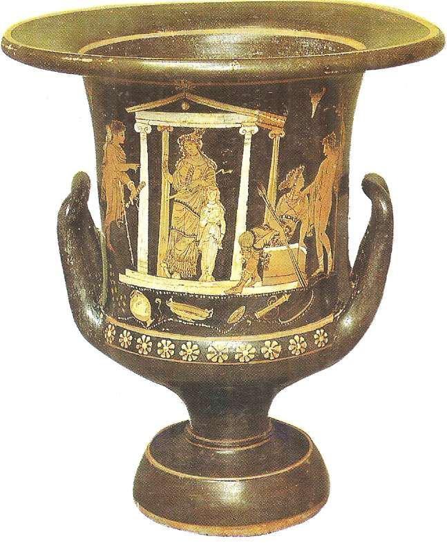 Южная Италия. 4 век до н.э.