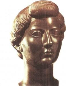 Ливия. Базальт. 1 век до н.э.