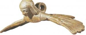 Орнамент котла. Урарту. 8 век до н.э.