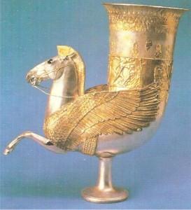 Ритон. Скифы. 5 век до н.э.