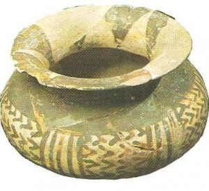 Сосуд. Персия. 1 век до н.э.