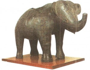 Сосуд. Западная Чжоу. 11 век до н.э.