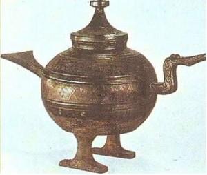Керамический сосуд. Древний Китай