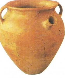 Бомбовидный сосуд. Урарту. 8 век до н.э.
